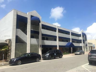 Coral Gables Commercial For Sale: 145 Madeira Ave #207