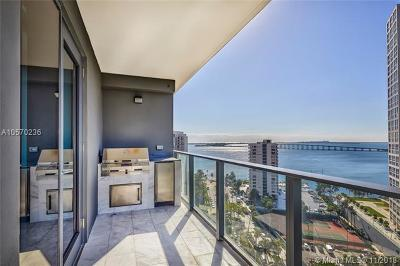 Echo Brickell, Echo Brickell Condo Condo For Sale: 1451 Brickell Ave #1504