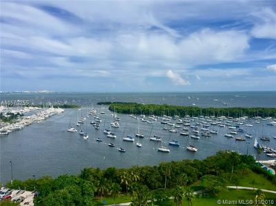 Miami Condo For Sale: 2901 S Bayshore Dr #B