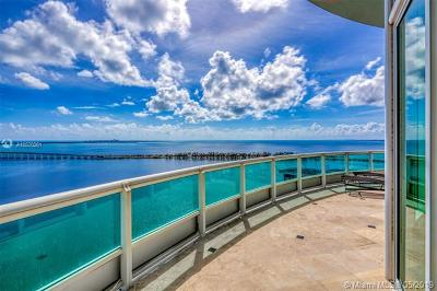 Coconut Grove, Coral Gables, Key Biscayne, Miami, Pinecrest Condo For Sale: 1643 Brickell Ave #TH3102