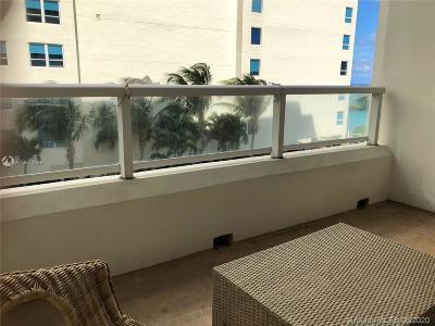 Miami Beach Condo For Sale: 5005 Collins Ave #823