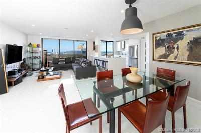 Miami Beach Condo For Sale: 9 Island Ave #2409