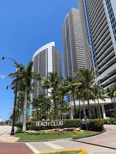 Hallandale Condo For Sale: 1830 S Ocean Dr #1407