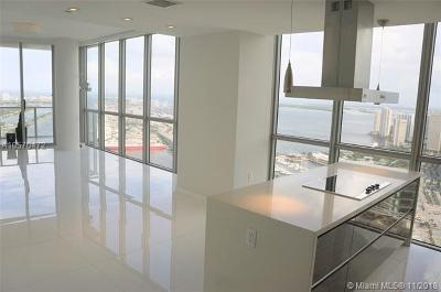 Miami Condo For Sale: 1100 Biscayne Blvd #5701