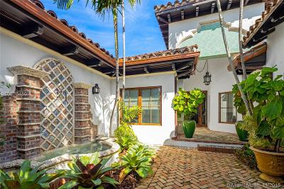 Bal Harbour Single Family Home For Sale: 67 Bal Bay Dr