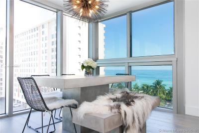 Mirasol, Mirasol Ocean Tower, Mirasol Ocean Towers, Mirasol Ocean Towers Cond Rental For Rent: 2655 Collins Ave #1003