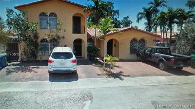 Miami FL Multi Family Home For Sale: $525,000