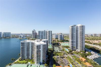 Aventura Condo For Sale: 19101 NE 36th Ct #2906