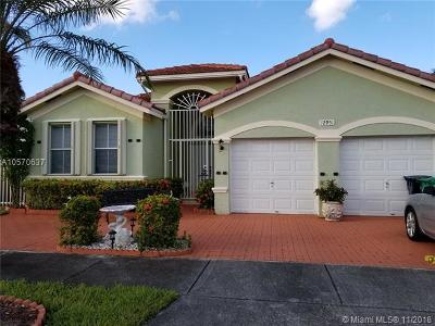 Miami Single Family Home For Sale: 12951 NW 8th St