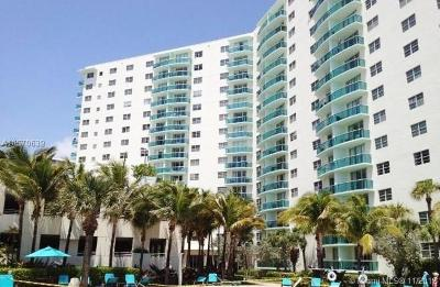 Hollywood Condo For Sale: 3901 S Ocean Dr #14Y