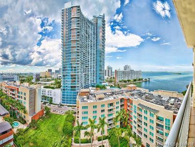 Miami Condo For Sale: 2000 N Bayshore Dr #1403