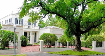 Coral Gables Single Family Home For Sale: 4117 Santa Maria St