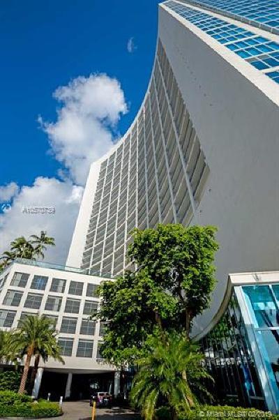 Blue Condo, Blue Condo - Waterfront, Blue Condominium Condo For Sale: 601 NE 36th St #1406