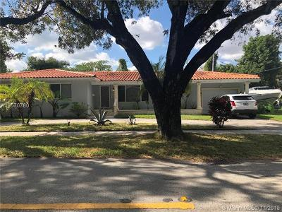 Coral Gables Single Family Home For Sale: 3936 Palmarito St