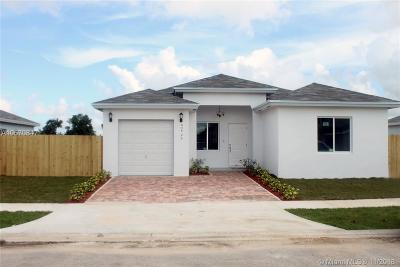 Homestead Single Family Home For Sale: 30725 SW 158th Path