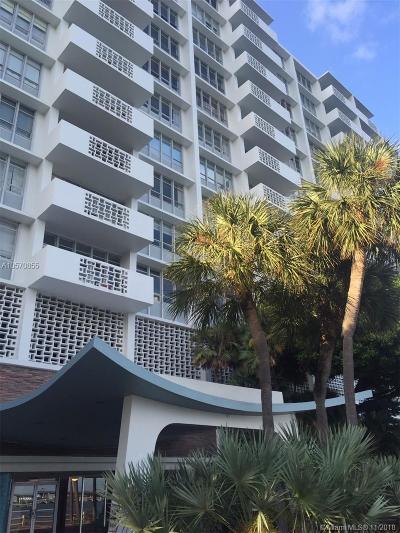 Miami Condo For Sale: 2121 N Bayshore Dr #417