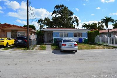 Miami Multi Family Home For Sale: 2625 SW 32nd Ct