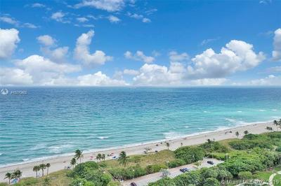 Hollywood Condo For Sale: 1201 S Ocean Dr #2105N