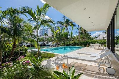 Miami Beach Single Family Home For Sale: 1440 W 21st St