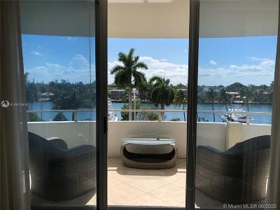 Miami Beach Condo For Sale: 5161 Collins Ave #505