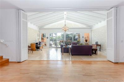 Hollywood Single Family Home For Sale: 1240 Jefferson St