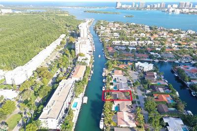 North Miami Single Family Home For Sale: 2365 Arch Creek Dr