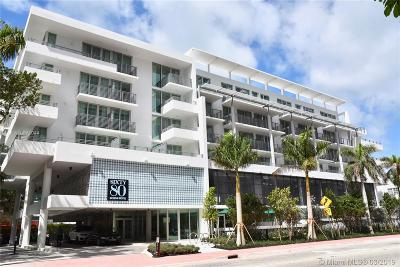 Miami Beach Condo For Sale: 6080 Collins Avenue #309
