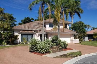 Boca Raton Single Family Home For Sale: 10059 Harbourtown Ct