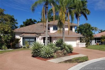 Boca Raton FL Single Family Home For Sale: $470,000