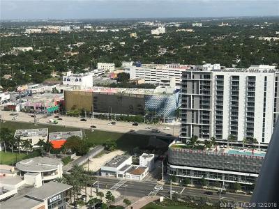 Miami Condo For Sale: 121 NE 34 #PH-1