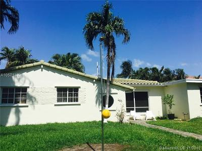 Key Biscayne Single Family Home For Sale: 462 Hampton Ln