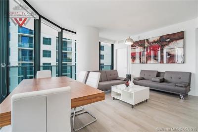 Miami Condo For Sale: 55 SW 9th St #2308