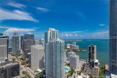 Miami Condo For Sale: 1010 Brickell Ave #3405