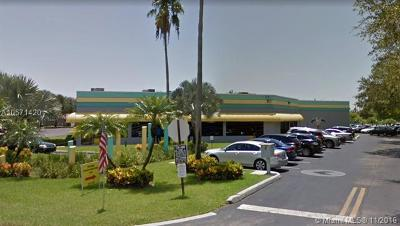 Davie Commercial For Sale: 5150 SW 48th Way #602-603-