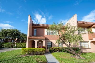 Davie Condo For Sale: 12 Madrid Ln #1-18