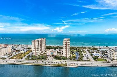 Hollywood Condo For Sale: 1201 S Ocean Dr #405S
