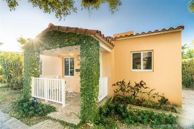 Coral Gables Single Family Home For Sale: 414 Mendoza Ave