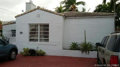 Single Family Home For Sale: 3979 SW 2nd St