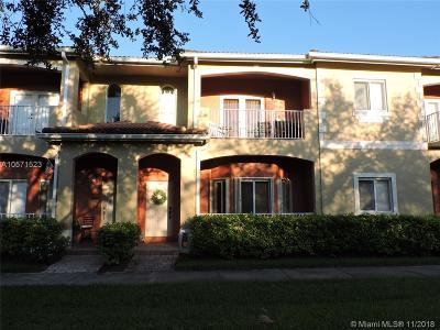 Homestead Condo For Sale: 1972 SE 23rd Rd