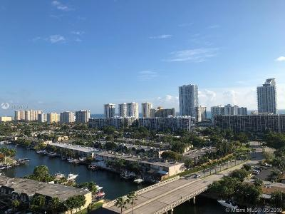 Hallandale Condo For Sale: 2500 Parkview Dr #1611