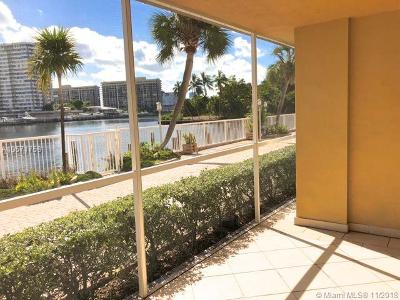 Hallandale Condo For Sale: 121 Golden Isles Dr #G2
