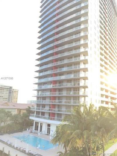 Hallandale Condo For Sale: 2602 E Hallandale Beach Blvd #R-1807