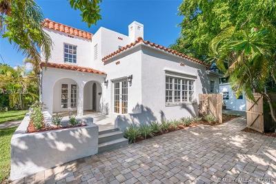 Miami Single Family Home For Sale: 645 NE 70th St