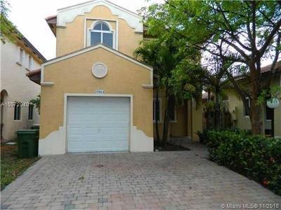 Homestead Single Family Home For Sale: 1064 NE 41st Ave