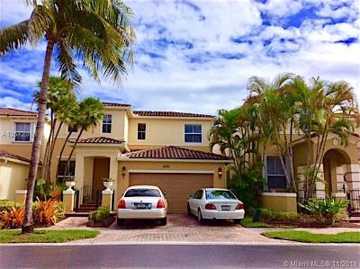 Aventura Single Family Home For Sale: 21031 NE 32nd Ave
