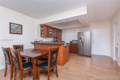 Hollywood Condo For Sale: 2710 S Ocean Dr #102