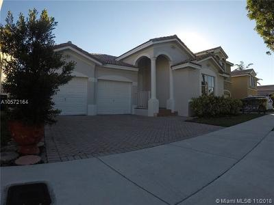 Doral Single Family Home For Sale: 11270 NW 48th Ter