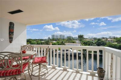 Hallandale Condo For Sale: 455 Paradise Isle Blvd #409