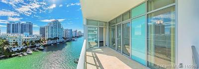 Miami Beach Condo For Sale: 6101 Aqua Ave #703