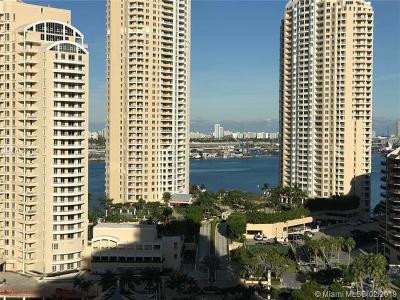 Miami Condo For Sale: 701 Brickell Key Blvd #1905